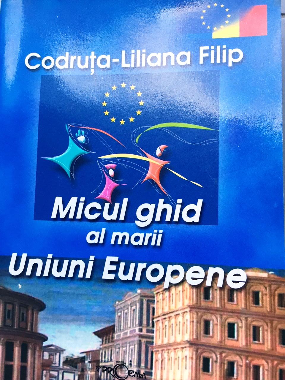 Micul Ghid al Marii UE-coperta